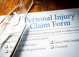 Personal Injury Claim Law
